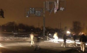 Донецк на линии огня. Ранены десятки мирных жителей