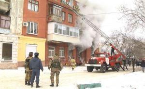 В Луганске проверят все магистральные газопроводы из-за взрыва в доме на Красной площади