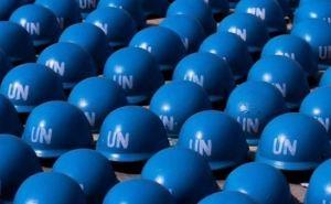 В Киеве снова заговорили о введении на Донбасс миротворческой миссии ООН