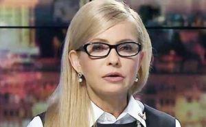 Тимошенко призвала ввести военное положение на Донбассе
