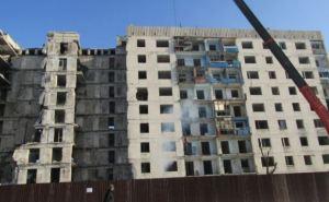 Разрушенную многоэтажку в Лисичанске снесут ближе к апрелю