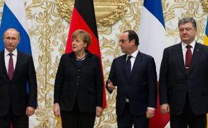 Кремль анонсировал встречу в «нормандском формате» по Донбассу