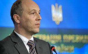 Парубий запретил выступления в Раде на русском языке