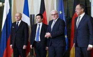 Встреча глав МИД «нормандской четверки» по Донбассу может состояться на следующей неделе