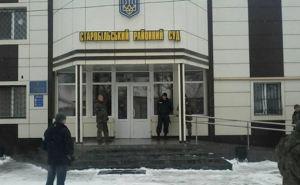 Ефремова выпустили из стеклянного бокса в зале суда