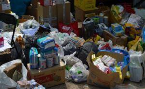 В Луганске с 13февраля будут выдавать гуманитарную помощь семьям с детьми