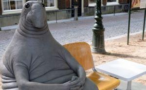 В Харькове отказались установить на площади Свободы Ждуна вместо Ленина
