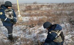 В Луганской области за неделю обнаружили 62 боеприпаса