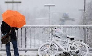 Прогноз погоды в Луганске на 14Вфевраля: метель