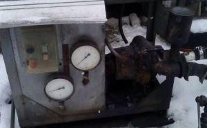 В Старобельске закрыли подпольную заправку, торгующую российским бензином (фото)