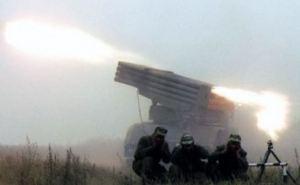 Окрестности Ясиноватой попали под обстрел из «Градов»