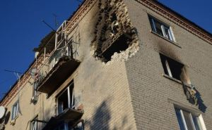 В Сватово до сих пор ликвидируют последствия взрывов на военных складах