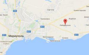 В Донецкой области подорвался грузовик с украинскими военными