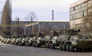 Военная прокуратура сил АТО расследует дело о харьковских БТР