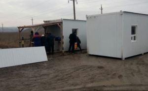 На КПВВ В«НовотроицкоеВ» установили новые модули для проверки