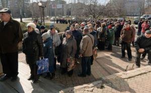 Полмиллиона человек остались без помощи из-за блокирования работы Гуманитарного штаба Ахметова