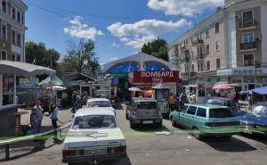 В Луганске провели 14 рейдов по ликвидации стихийной торговли