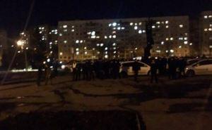В Харькове более 200 человек устроили драку