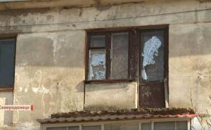 В одной из многоэтажек Северодонецка обрушился балкон (видео)