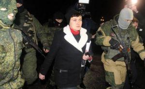 Савченко дала показания в СБУ по поводу поездки в Донецк