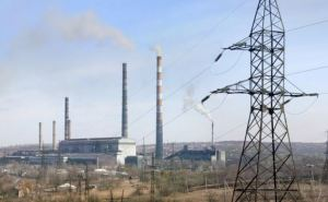 Славянская ТЭС перешла с антрацита на газ
