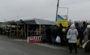 КПВВ на Донбассе не справляются с наплывом людей. —ООН