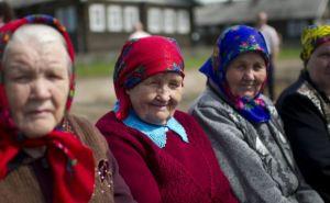 В Луганской области увеличился поток пенсионеров-переселенцев (видео)