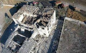 На ликвидацию последствий пожара в Балаклее выделили два миллиона гривен