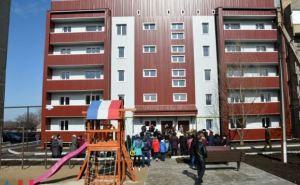 В самопровозглашенной ДНР восемь семей получили новые квартиры взамен разрушенного войной жилья