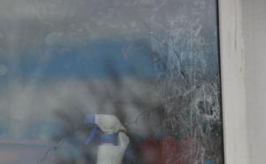 Последствия обстрела Красного Яра в Луганске (фото)