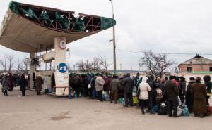 Пункт пропуска в Станице Луганской перегружен в четыре раза
