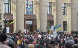 В Харькове посадили на пять лет участника штурма ОГА весной 2014 года