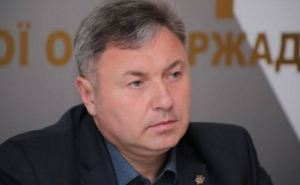 Глава Луганской области высказался против блокады (видео)