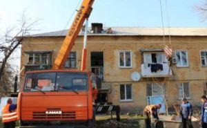 В Балаклее не подлежат восстановлению 4 многоквартирных дома