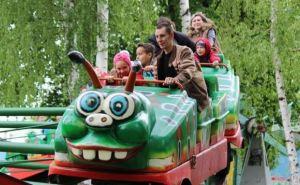 Луганский парк 1Мая готовится к новому сезону