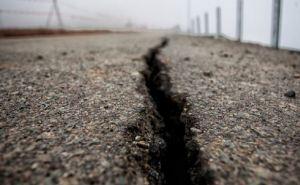 В Луганской области восстанавливают автомобильные дороги
