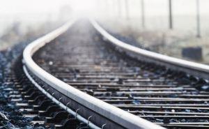 В Луганской области взрывом поврежден железнодорожный путь