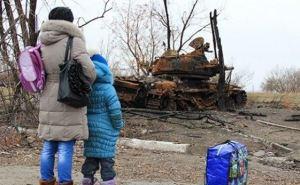 На Донбассе в буферной зоне живут более 400 тысяч человек