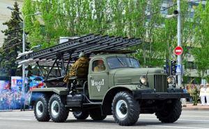В Донецке 9мая отметят парадом военной техники
