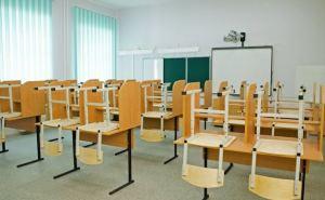 В Донецкой области из-за похолодания закрыли 154 школы