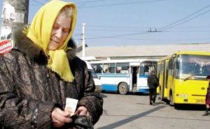 В Луганской области приостановлены выплаты пенсий еще для 60 тысяч переселенцев
