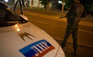 В ЛНР задержали около 500 человек за нарушение комендантского часа