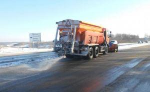 Проезд на дорогах Харьковской области обеспечен. —Автодор