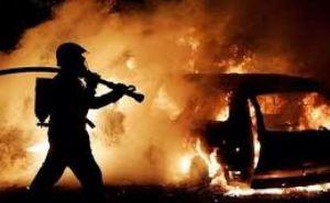 В Харькове с начала года сожгли больше двадцати машин