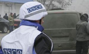 В ЛНР на мине подорвался автомобиль ОБСЕ. Есть жертвы