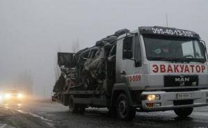 Тело погибшего в ЛНР  наблюдателя ОБСЕ эвакуировали на территорию Украины