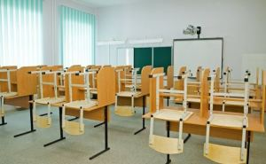 В школах  Донецкой области продлен карантин