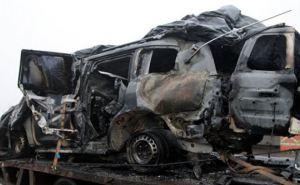 Подрыв машины ОБСЕ на Донбассе назвали терактом