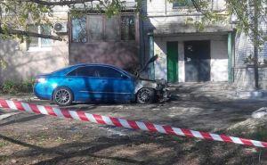 В Харькове сожгли автомобили прокурора и его жены
