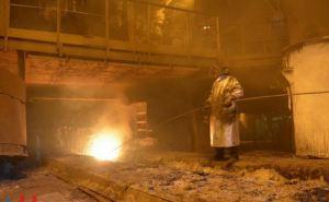 Енакиевский металлургический завод начал процесс запуска производственных мощностей